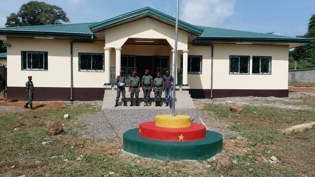 Hôtel de Gendarmerie de Meyomessi déjà réceptionné